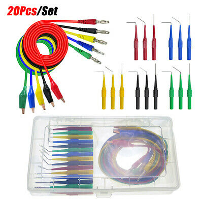 SG Test Tool Aid 23500 Back Probe Kit Identified Probe for Automotive 5 Color US