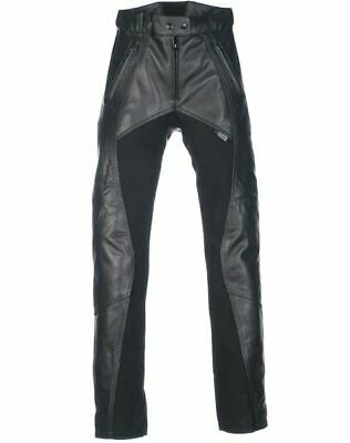 RICHA FREEDOM Ladies Leather Trousers - Size 8 - 3FR100