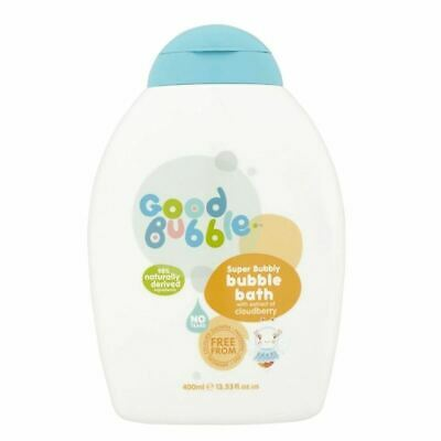 Good Bubble CLOUDBERRY BUBBLE BATH 400ML New