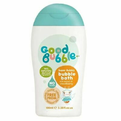 Good Bubble CLOUDBERRY BUBBLE BATH 100ML New