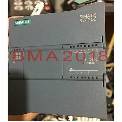1PC Used Siemens 6ES7 212-1AD30-0XB0 Tested In Good Condition fast delivery