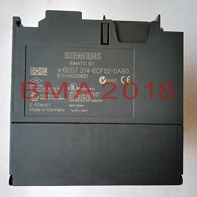 1PC Used Siemens 6ES7 314-6CF02-0AB0 Tested In Good Condition fast delivery