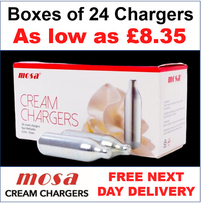 N2O Canisters Nitrous Oxide Free Next Day Delivery 8x8g