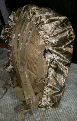 Camouflaged Militaria Multicam Alpine Cover Backpack Case SMALLPixel