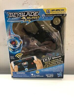 Beyblade Burst Evolution Digital Control Kit Genesis Valtryek V3