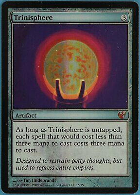 Exiled MTG Artifact Rare Foil TRINISPHERE From the Vault