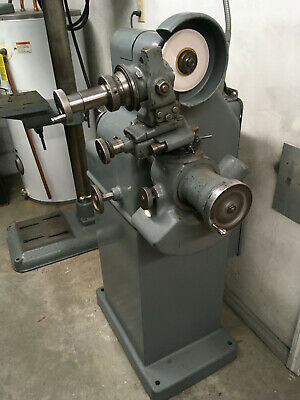 GORTON 375-4 UNIVERSAL TOOL & CUTTER GRINDER with COLLETS & TOOLING