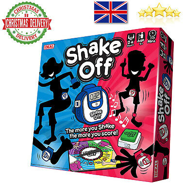 John Adams Shake Off Family Game - FREE NEXT DAY DELIVERY
