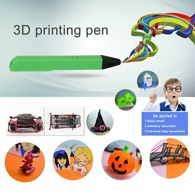 3D Printing Pen USB Charging Drawing Pen For Kids With Filaments Printing Pen!A