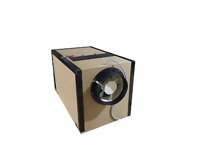 Antminer S17 T17, Innosilicon, Dual fan miner  Sound proof box with dust filter