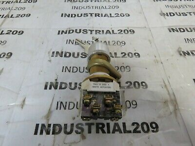 Allen Bradley Key Switch 800H-Hp33Kb6 New