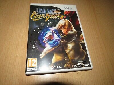 Final Fantasy Crystal Chronicles la Cristal Portadores Nintendo Wii Pal Reino
