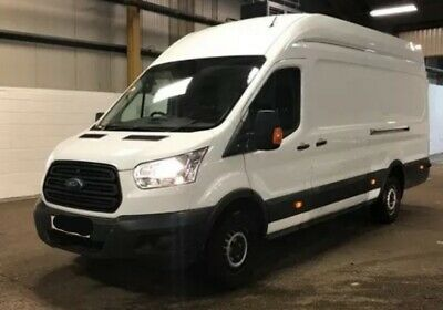 2015 ford transit 350 L4  H3 RWD TDCI  jumbo high top xlwb commercial