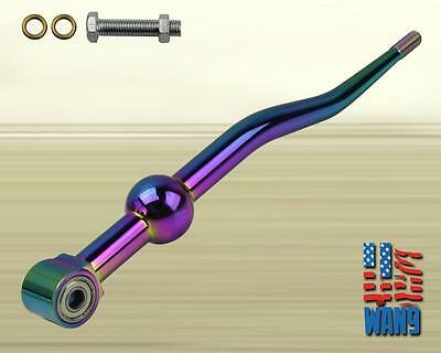 Honda Civic EG EK EM DC Neo Chrome Dual Bend Curve Short Throw Quick Shifter