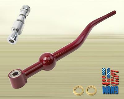 Honda Civic EG EK EM EJ Red Dual Bend Curve Short Throw Quick Shifter