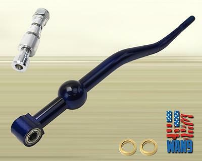 Honda Civic EG EK EM EJ Blue Dual Bend Curve Short Throw Quick Shifter