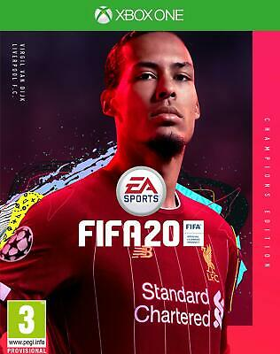 FIFA 20 Champions Edition (Xbox One) (New) - (Free Postage)