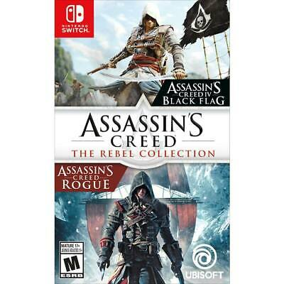 Assassin's Creed: The Rebel Collection Standard Edition - Nintendo Switch