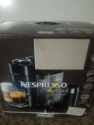 Nespresso ENV135GYAE Vertuo Evoluo Coffee Espresso Cappuccino MISSING WATER TANK