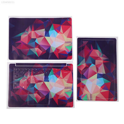 Laptop Cover Protector Laptop Skin Sticker Color Anti- Scratches Anti-Fouling