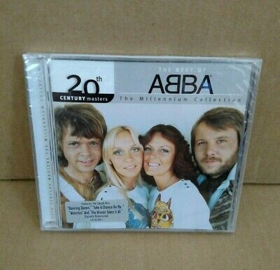 Abba : The Best of ABBA: 20th Century Masters (Millennium Collection) CD/NEW