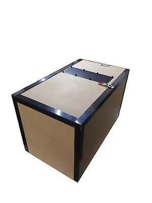 Antminer S19 S17 T17, Dual fan miner  Sound proof box with dust filter