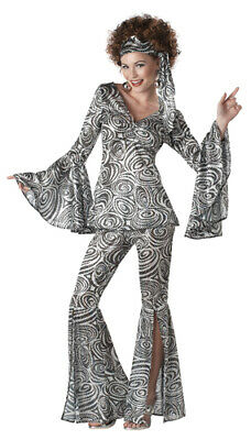 Foxy Lady 70's Disco Adult Womens Halloween Costume
