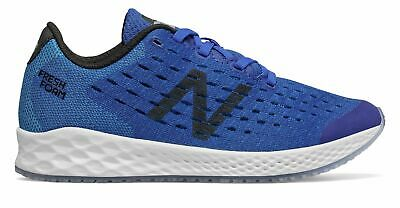 New Balance Kid's Fresh Foam Zante Pursuit Big Kids Male Shoes Blue with Black