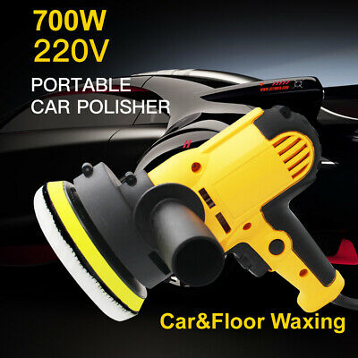 Heavy Duty 700W Car&Floor Polisher Polishing Machine Vehicle Buffing Machine