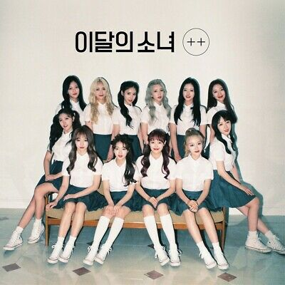 MONTHLY GIRL LOONA - + + [Limited A ver.] CD+Photobook+Photocard+Tracking no.