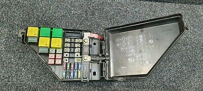 Rover/ Mg Under Bonnet Fuse Box Yqe103111