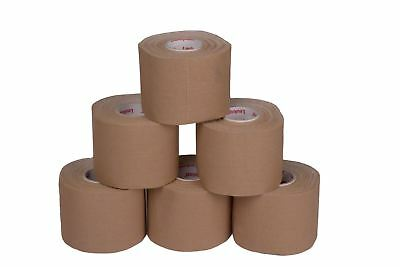 BSN Leukoplast Classic Tape, Tan 5cm x 9.2m, Pack of 6