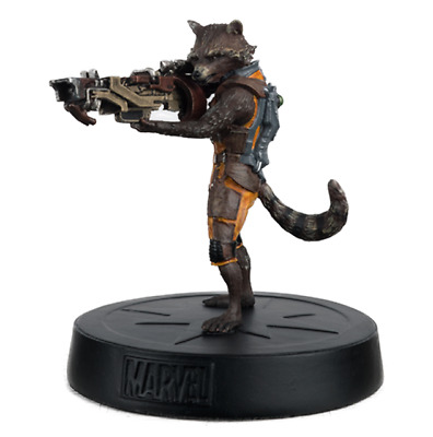 Marvel Movie Figurine Collection ROCKET RACCOON SUBSCRIBER SPECIAL EAGLEMOSS