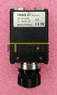 1PCS Used BASLER A622F-DC Industrial Camera Tested
