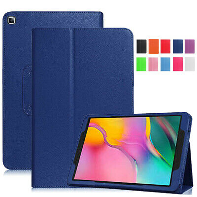 """Case for Samsung Galaxy Tab A 10.1"""" 2019 T510 T515 Leather Flip Case Stand Cover"""