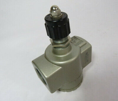 "SMC AS500-N06 Flow Control 3/4""NPT 1mPa  USED"