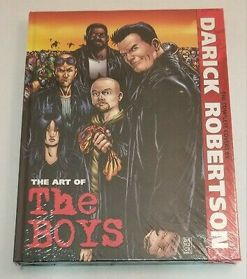 The Boys 24 Animal House Limited Edition Print Poster Signed # Darick Robertson
