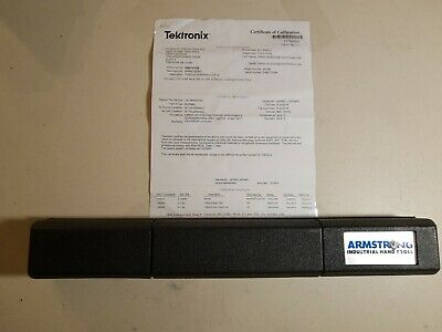 Torque Wrench 3/8 Armstrong 64-046