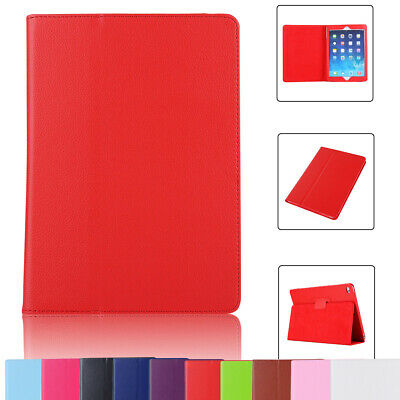 For Apple iPad 7th Generation 10.2' Inch PU Leather Stand Smart Flip Cover Case