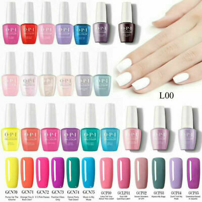 Women New OPI Nail Art Gel Color Polish Soak-off Manicure DIY Charm 155 Colors