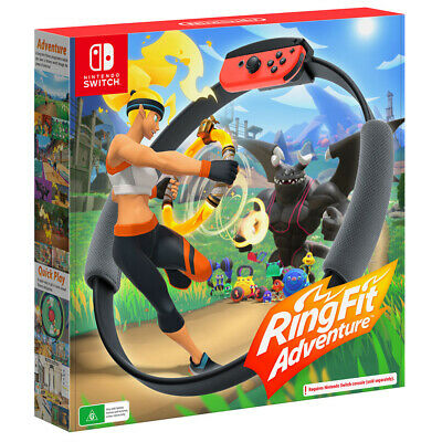 Ring Fit Adventure Switch Game NEW PREORDER 28/1