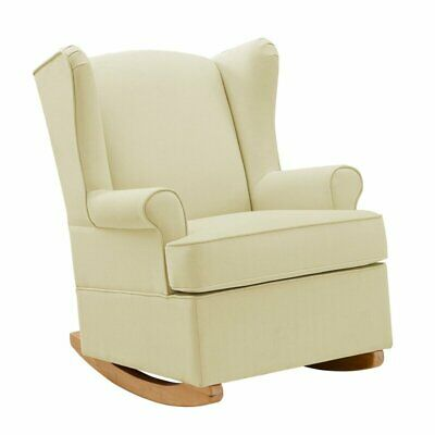 Bender Wingback Rocking Chair
