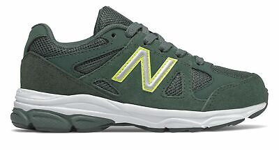 New Balance Kid's 888 Big Kids Male Shoes Green with Green