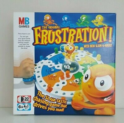 Frustration MB Games / Hasbro 2011 With Gold Genie & Slam -O-Matic Feature