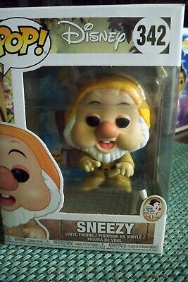 Disney's Snow White and the Seven Dwarfs sneezy                            11773