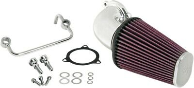 K & N Aircharger Performance Air Intake System - Polished 57-1122P
