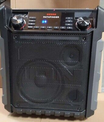 Bluetooth Speaker Box Portable Stereo System Tailgate Summer BBQ Party ION Audio