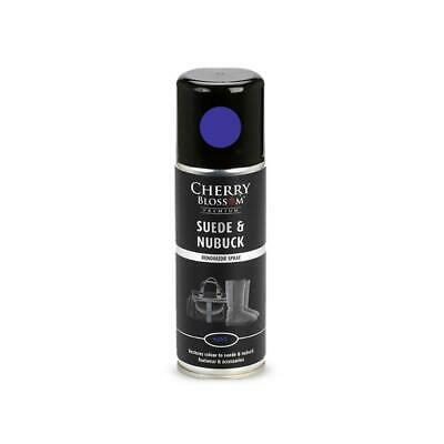 Premium Cherry Blossom Navy Renovator Suede & Nubuck Spray - 200ml Can