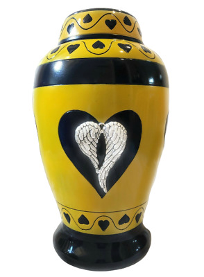 Angel Wings Cremation Urn for Human Ashes Very Beautiful Funeral  Urn Adult urn