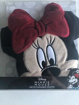 Primark Disney Minnie Mouse Microwavable Hottie Hot water bottle Christmas xmas